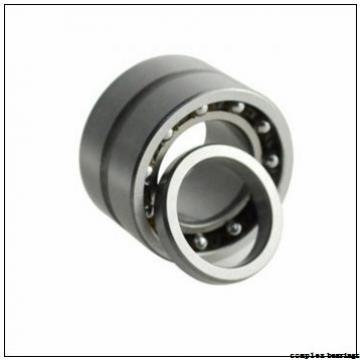 20 mm x 52 mm x 10 mm  20 mm x 52 mm x 10 mm  INA ZARN2052-L-TV complex bearings