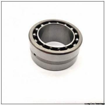 7 mm x 19 mm x 16 mm  7 mm x 19 mm x 16 mm  IKO NAXI 723 complex bearings