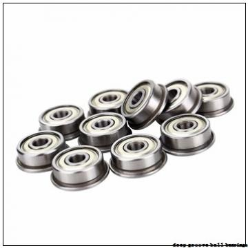 Fersa F18028 deep groove ball bearings