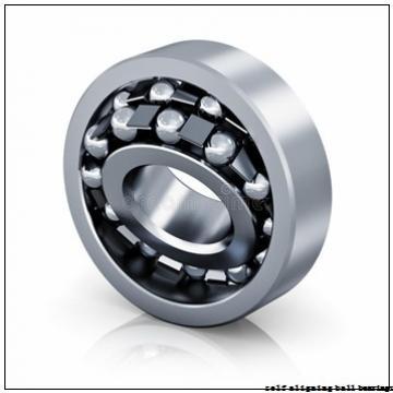 20 mm x 47 mm x 14 mm  ZEN S1204 self aligning ball bearings