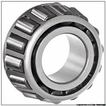 115 mm x 165 mm x 31 mm  Gamet 105115/ 105165 tapered roller bearings