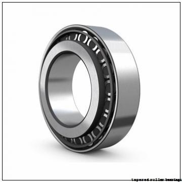 KBC TR609021HLa tapered roller bearings