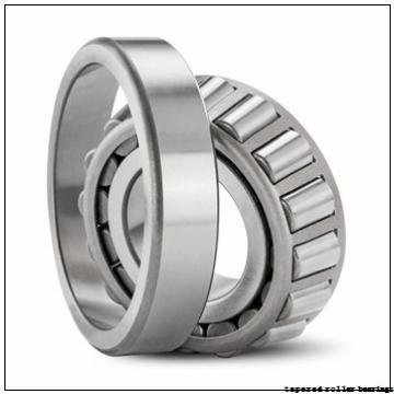 92,075 mm x 158,75 mm x 33,75 mm  Gamet 131092X/131158X tapered roller bearings