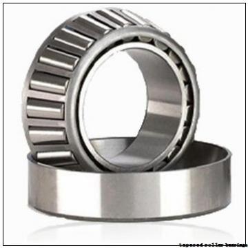 30 mm x 62 mm x 23 mm  Gamet 70030/70062C tapered roller bearings