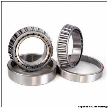 25 mm x 52 mm x 19 mm  Gamet 74025/74052 tapered roller bearings