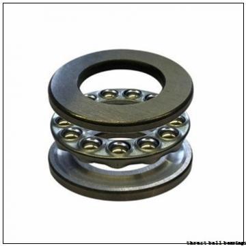 55 mm x 115 mm x 15 mm  ISB 52313 thrust ball bearings