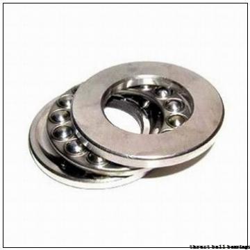 55 mm x 105 mm x 10 mm  NKE 54214-MP thrust ball bearings