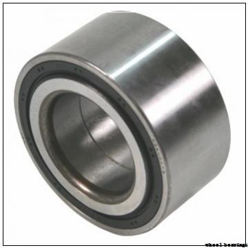 Ruville 8106 wheel bearings