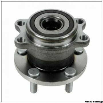 Toyana CX114 wheel bearings