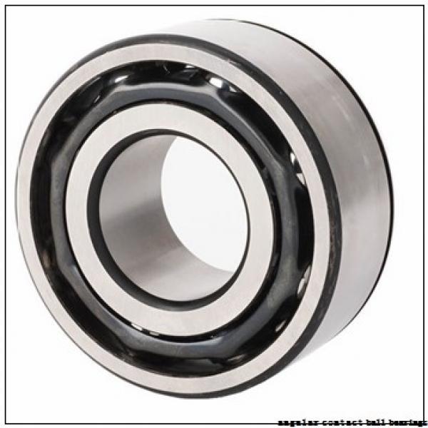 75 mm x 160 mm x 68,3 mm  FBJ 5315 angular contact ball bearings #2 image