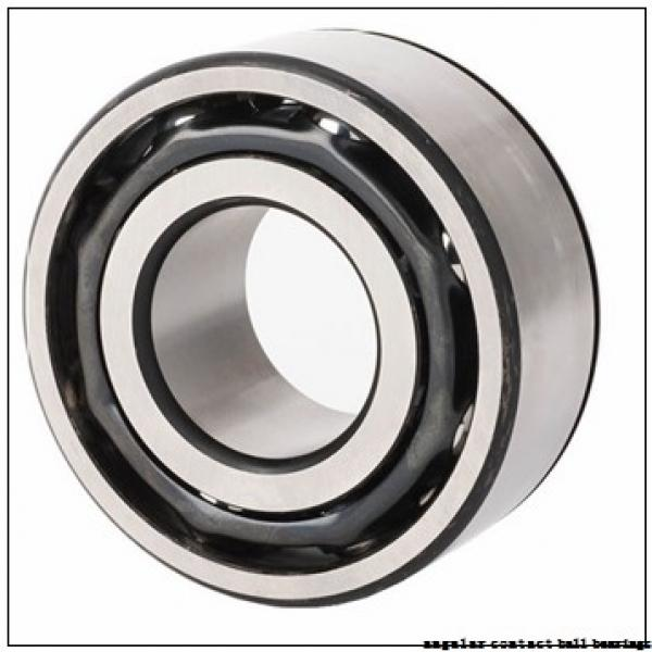 80 mm x 140 mm x 26 mm  NTN 7216DT angular contact ball bearings #2 image