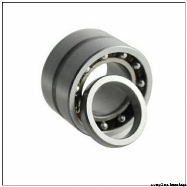 50 mm x 90 mm x 11,5 mm  50 mm x 90 mm x 11,5 mm  NBS ZARN 5090 L TN complex bearings #1 image