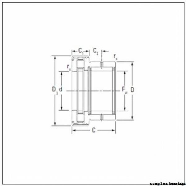 NTN NKX10T2 complex bearings #1 image