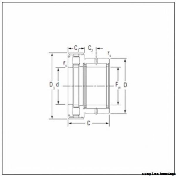 Timken RAX 714 complex bearings #3 image