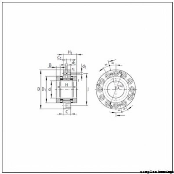 NTN NKX10T2 complex bearings #2 image