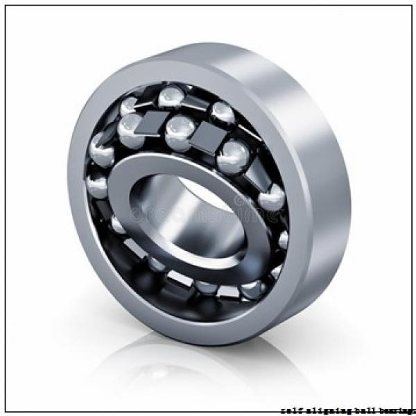 20 mm x 47 mm x 14 mm  ZEN S1204 self aligning ball bearings #3 image